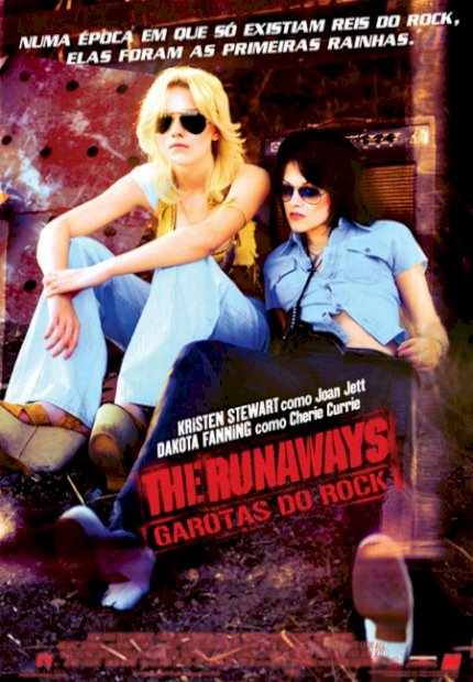 The Runaways - Garotas do Rock (The Runaways)