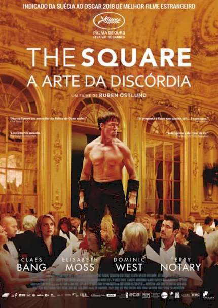 The Square - A Arte da Discórdia (The Square)