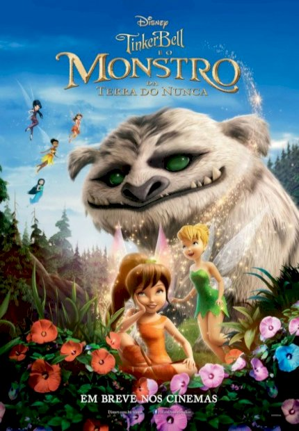 Tinker Bell e o Monstro da Terra do Nunca (Legend of the Neverbeast)