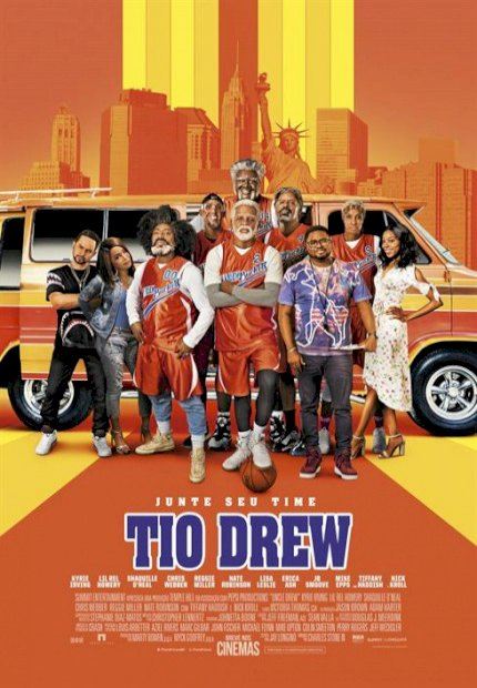 Tio Drew (Uncle Drew)