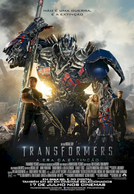 Transformers: A Era da Extinção (Transformers 4: Age of Extinction)