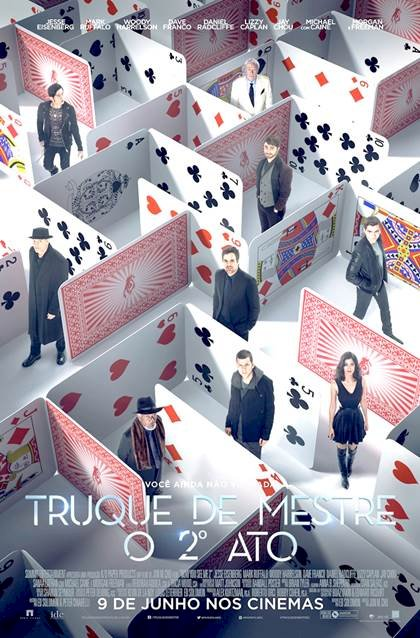 Truque de Mestre: O Segundo Ato (Now You See Me 2)