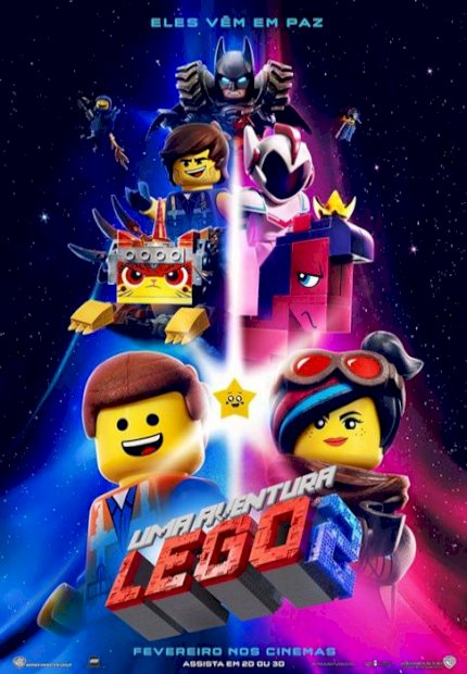 Uma Aventura LEGO 2 (The LEGO Movie 2: The Second Part)