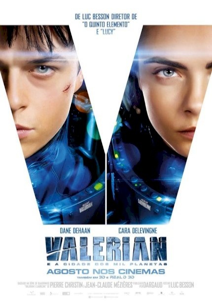 Valerian e a Cidade dos Mil Mundos (Valerian and the City of a Thousand Planets)