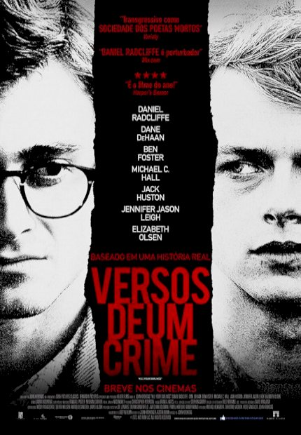 Versos de um Crime (Kill Your Darlings)
