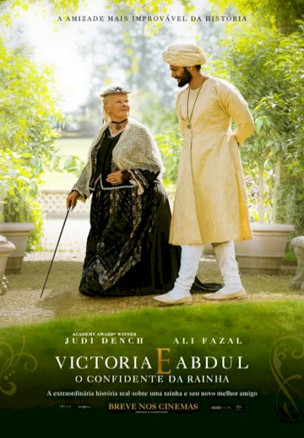 Victoria e Abdul - O Confidente da Rainha (Victoria And Abdul)