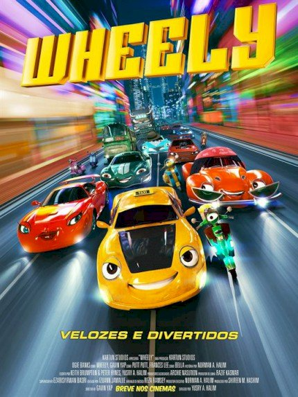 Wheely - Velozes e Divertidos (Wheely)