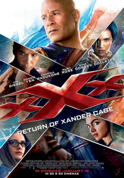 xXx: Reativado (xXx : Return of Xander Cage)