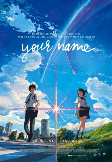 Your Name (Kimi no na wa.)