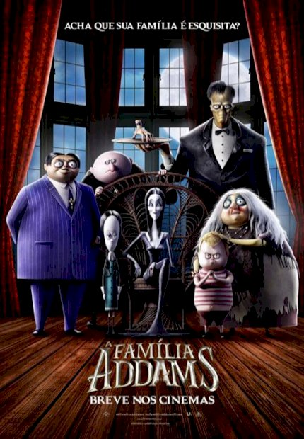 A Família Addams (The Addams Family)