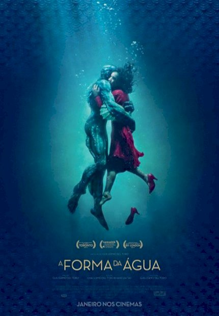 A Forma da Água (The Shape of Water)