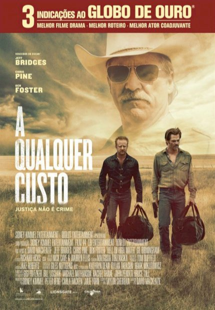 A Qualquer Custo (Hell Or High Water)