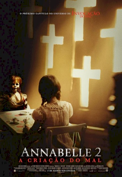 Annabelle 2 - A Criação do Mal (Annabelle: Creation)