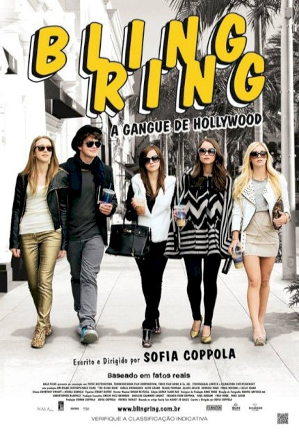Bling Ring: A Gangue de Hollywood (Bling Ring)