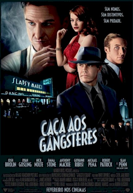 Caça aos Gângsteres (The Gangster Squad)