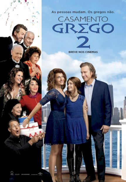 Casamento Grego 2 (My Big Fat Greek Wedding 2)