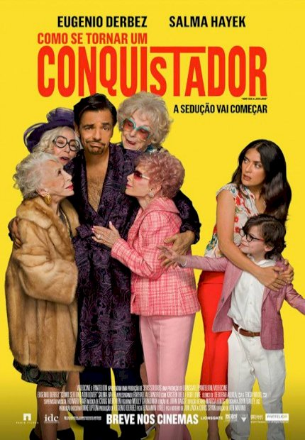 Como se Tornar um Conquistador (How To Be a Latin Lover)