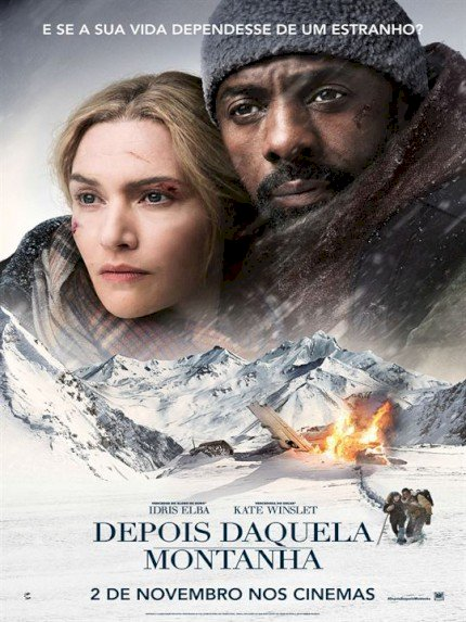 Depois Daquela Montanha (The Mountain Between Us)
