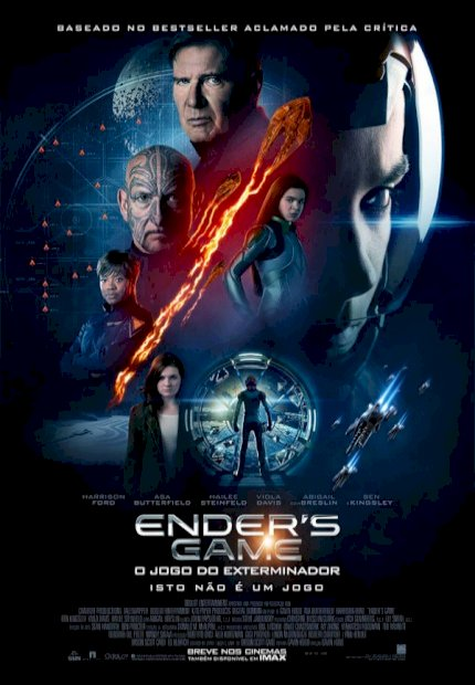 Ender's Game - O Jogo do Exterminador (Ender's Game)