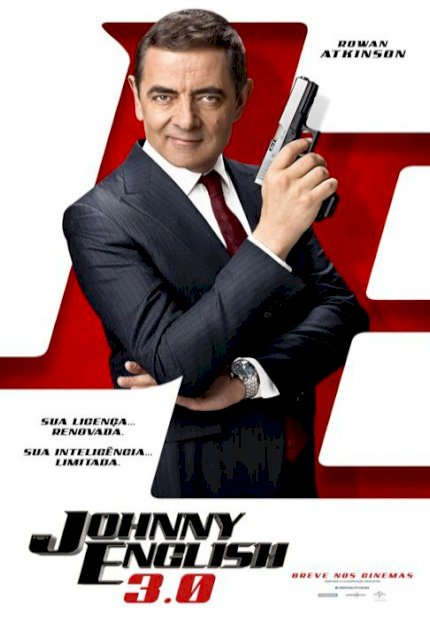 Johnny English 3.0 (Johnny English Strikes Again)