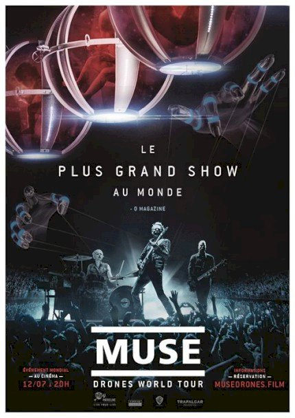 Muse: Drones World Tour (Muse: Drones World Tour)