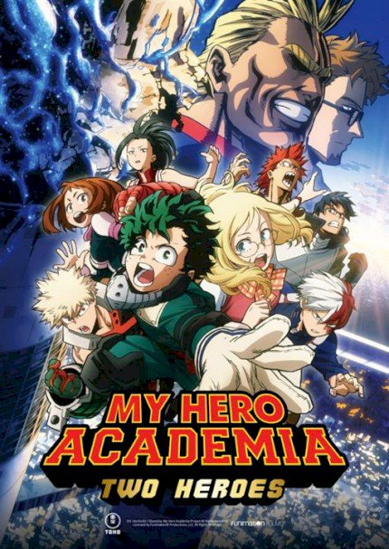 My Hero Academia - Dois Heróis (Boku no Hero Academia the Movie)