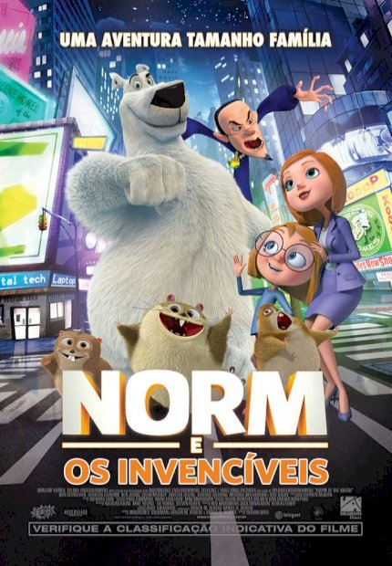 Norm e os Invencíveis (Norm of the North)