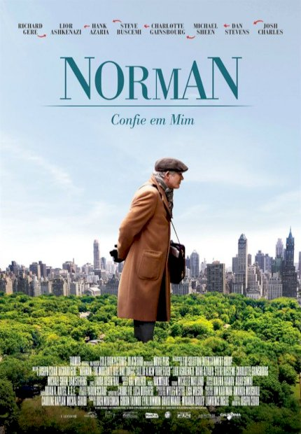 Norman: Confie em Mim (Norman: The Moderate Rise and Tragic Fall of a New York Fixer)