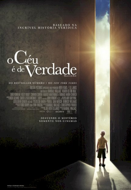 O Céu é de Verdade (Heaven Is For Real)