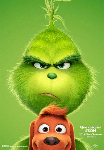 O Grinch (Dr. Seuss' The Grinch)