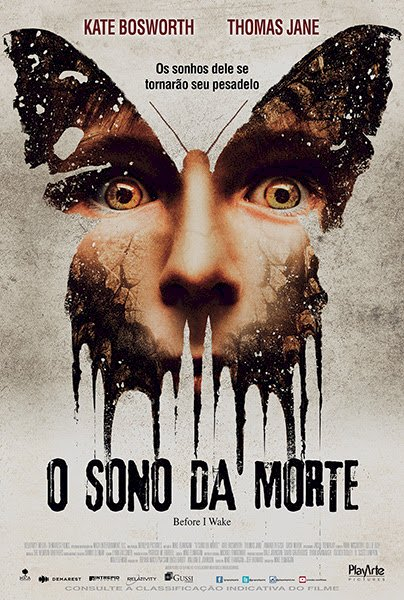 O Sono da Morte (Before I Wake)