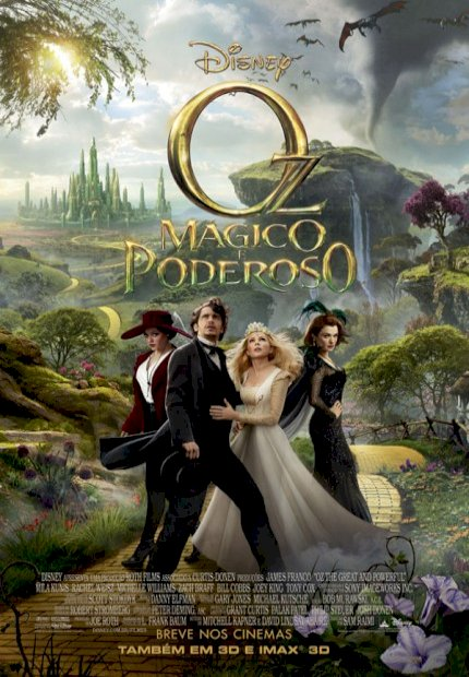 Oz: Mágico e Poderoso (Oz: The Great and Powerfu)