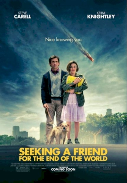 Procura-se um Amigo para o Fim do Mundo (Seeking A Friend For The End Of The World)