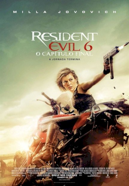 Resident Evil 6: O Capítulo Final (Resident Evil: The Final Chapter)
