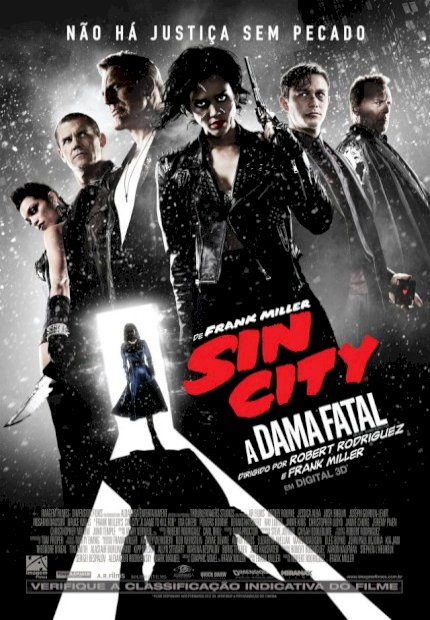 Sin City 2: A Dama Fatal (Sin City: A Dame to Kill For)