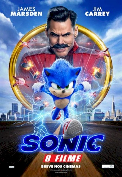 Sonic - O Filme (Sonic the Hedgehog)