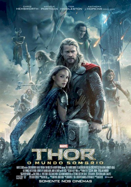 Thor: O Mundo Sombrio (Thor 2: The Dark World)
