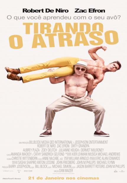 Tirando o Atraso (Dirty Grandpa)
