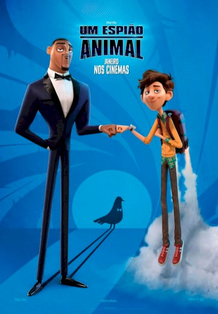 Um Espião Animal (Spies In Disguise)