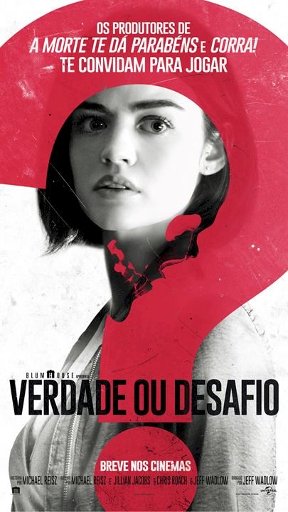 Verdade ou Desafio (Truth or Dare)