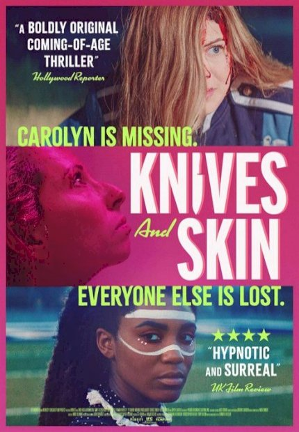 Você viu Carolyn Harper? (Knives and Skin)