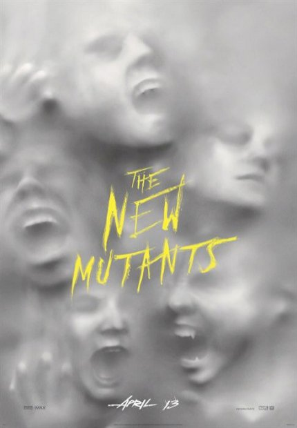 X-Men: Os Novos Mutantes (The New Mutants)