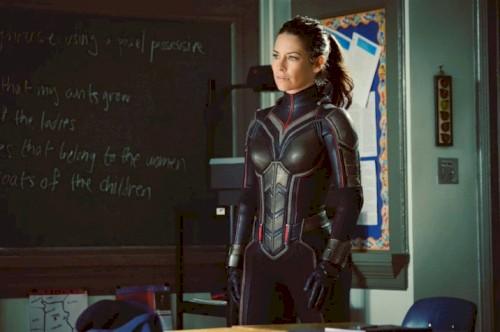 Spoiler: Evangeline Lily, revela mudanças da cena final do filme