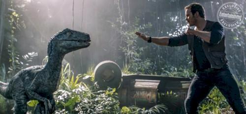 Jurassic World: Reino Ameaçado chega a marca de US$ 1 bilhão