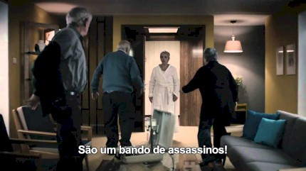 A Festa de Despedida - Trailer Legendado