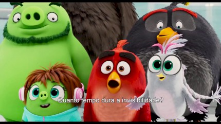 Angry Birds 2 - O Filme - Trailer #2 Legendado