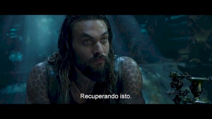 Aquaman - Trailer #2 Legendado