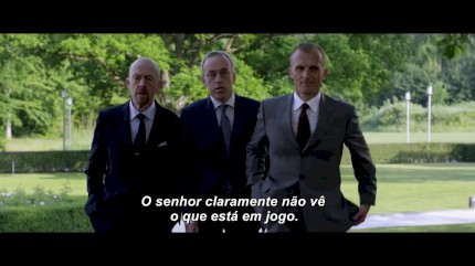 As Confissões - Trailer Legendado