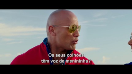 Baywatch - Trailer #2 Legendado