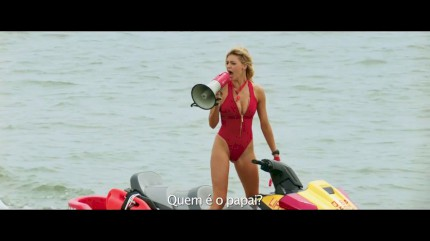 Baywatch - Trailer #4 Legendado